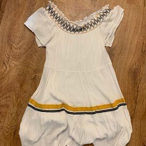Size M White Dress